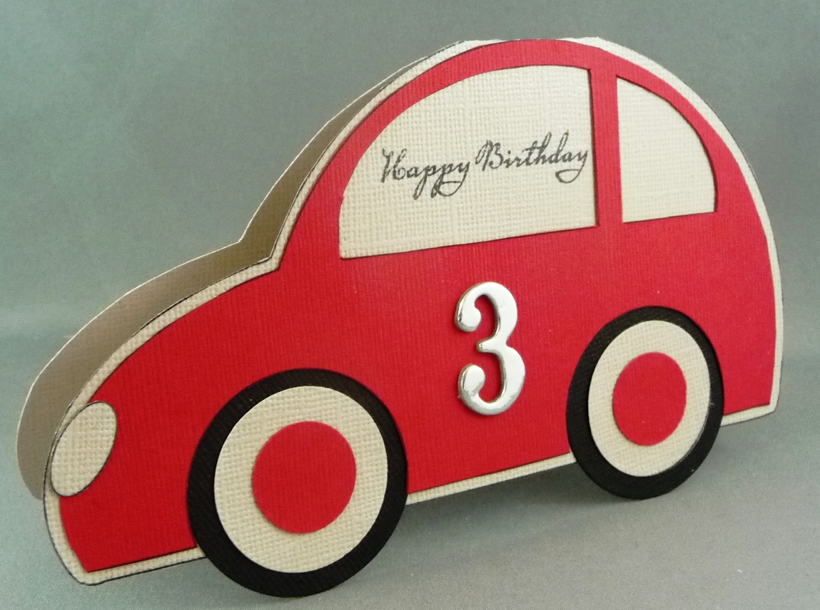 Car Birthday Cards Pictures to Pin PinsDaddy – Birthday Cards with Cars